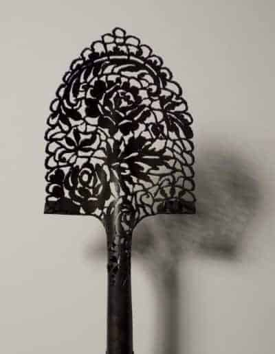 Plasma Cutter Art Shovel