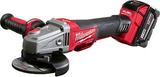 Milwaukee M18 Angle Grinder