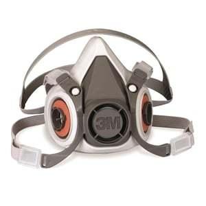 3M Half Facepiece Reusable Respiratory 6100