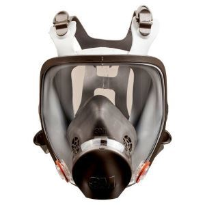 3m full face reusable respirator 6700