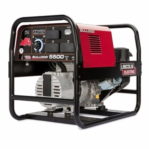 LINCOLN BULLDOG 5500 Welder Generator