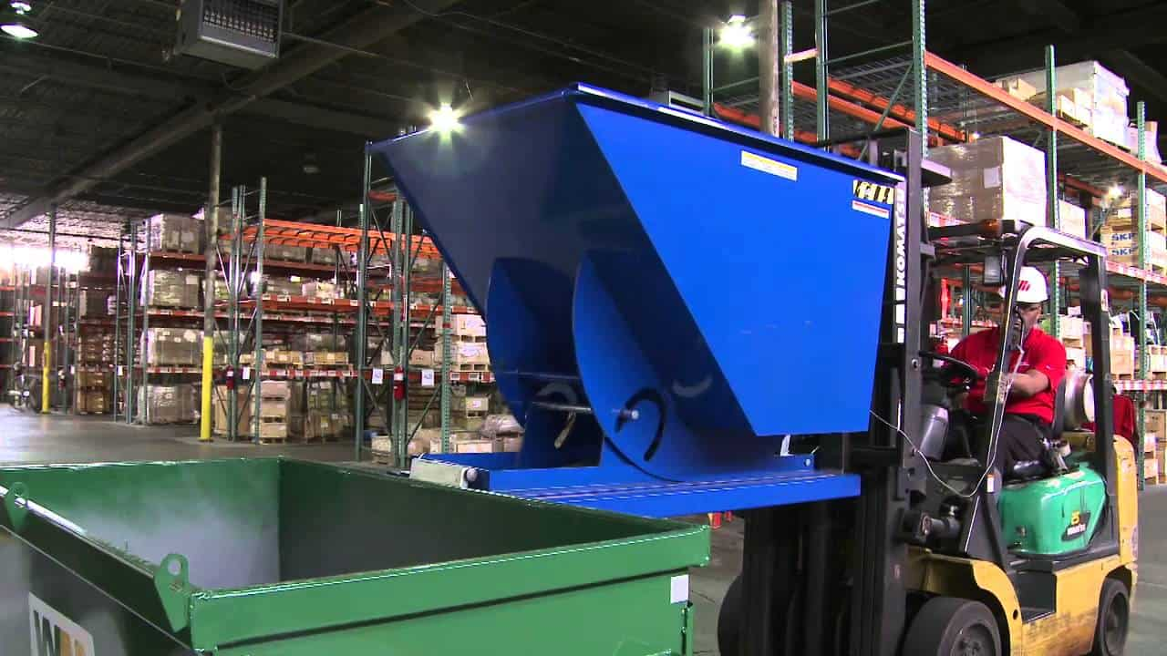 best self dumping hoppers