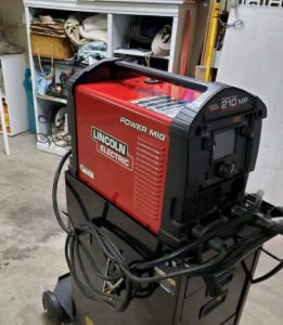 Lincoln Electric PowerMig 210 MP Welder