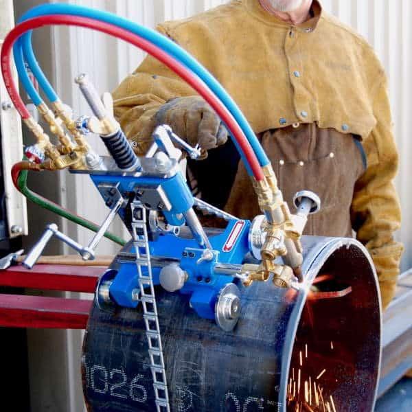 Mophorn CG2-11G Pipe Cutting Machine