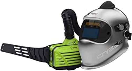 Optrel Crystal 2.0 Welding Helmet with PAPR