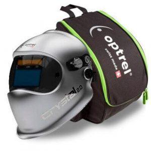 Optrel Crystal 2.0 Welding Helmet with bag
