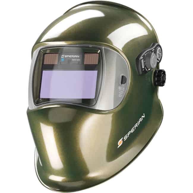 Optrel E670 welding helmet