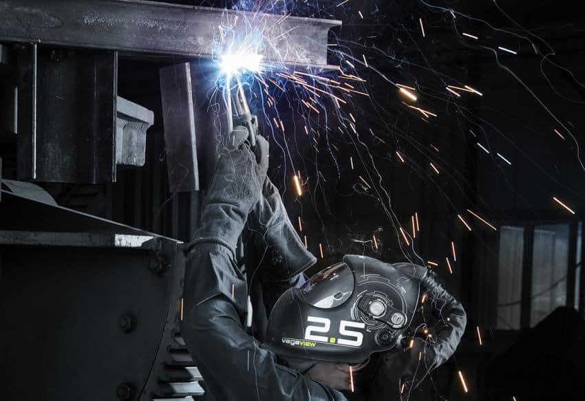 Optrel VegaView 2.5 Welding Helmet featured